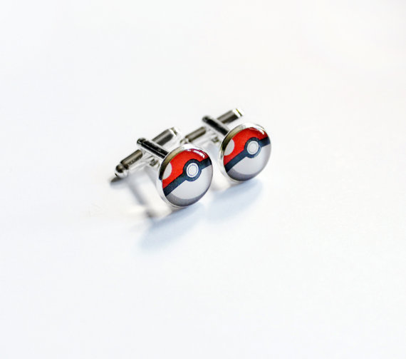 pokeballcufflinks